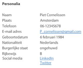 Dé basis voor het maken van een goed CV   Delft voor Elkaar
